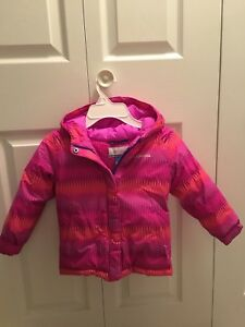 Columbia Toddler Winter Jacket