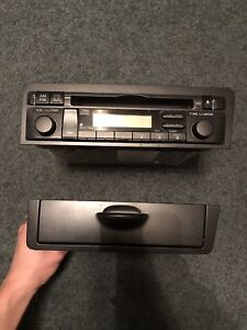 Stock 2003 Honda Civic Stereo