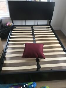 Mint double bed frame