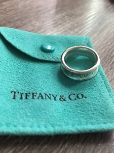 Tiffany & Co. (Tiffany 1837) Ring - Size 7