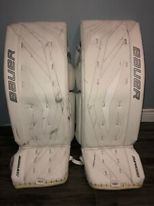 Bauer ONE90 supreme goalie pads