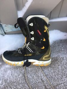 Ride snowboard boots size 13