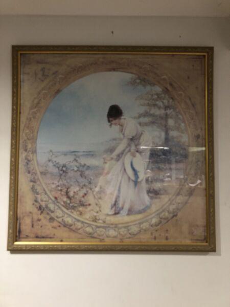 Prints in frames | Art | Gumtree Australia Brisbane North West ...