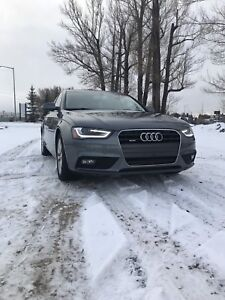 2013 Audi A4 6 Speed Manual