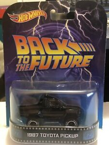 HOT WHEELS Back To The Future 1987 Toyota Pickup
