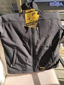 Size medium dewalt heated jacket