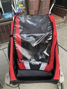 Cougar 2 Bike Chariot and Stroller