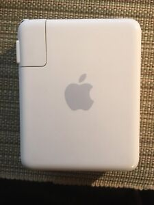 Apple Airport Express A1264 54 Mbps 10/100 Wireless N Router