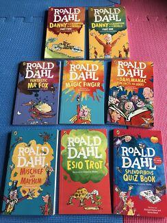 Wanted: Roald Dahl book set