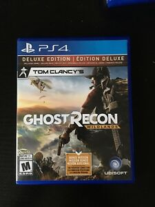 PS4 Games New condition $40 each