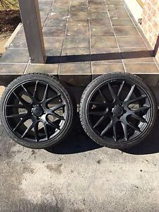 "18"" Dai Alloy Rims"