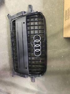 2013 - 2017  Audi Q5 S-line black complete Grill OEM!