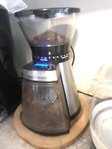 Used cuisinart  conical burr coffee grinder