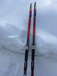 Ski de fond skate Salomon 181