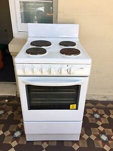 Chef freestanding electric oven in great condition!! Enmore Marrickville Area Preview