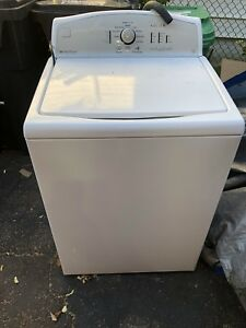 Kenmore top load washer three years old