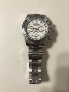 Watches for sale (Fakes Rolex and fossil watch)