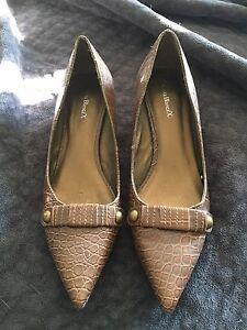 Lot of heels