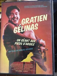 dvd Gratien Gelinas un géant au pied d'argile
