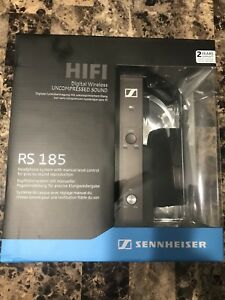 Sennheiser RS 185 headphone speakers