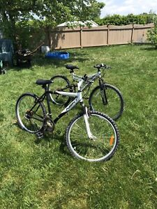 2 Bikes for 40$