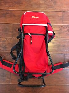 Outbound baby backpack