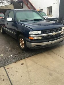 2001 Chevy must go