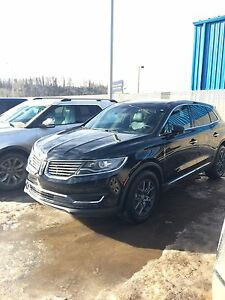 Fully Loaded 2016 Lincoln MKX Reserve