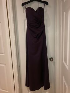 Long Elegant Bridesmaid or Holiday party gown. Never worn.
