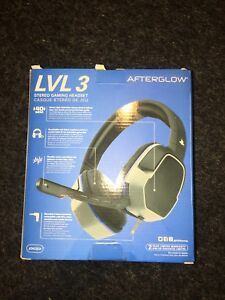 PlayStation 4 Headset Afterglow LVL 3 Gaming Headset