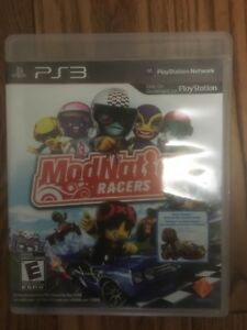 Selling Modnation Racers Ps3