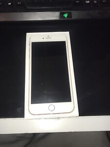 BRAND NEW IPHONE 6s+ 64gb WITH WARRANTY