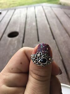 Genuine rare and retired pandora ring Springfield Lakes Ipswich City Preview