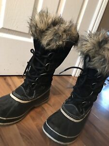 Womens winter boots (SOREL)