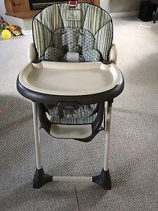 Graco high chair! Excellent condition