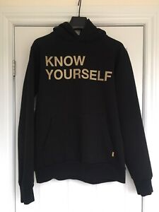 OVO Know Yourself Hoodie (2016) size Large
