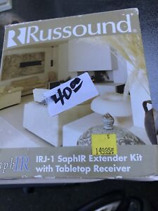 Russound IRJ-1 Extender Kit with table top receiver