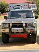 PRICE DROPPED PAJERO GLS WANT GONE TODAY  Wanneroo Wanneroo Area Preview