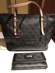 Brand New Guess Purse and Wallet