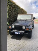 1996 TJ Jeep Wrangler Herne Hill Swan Area Preview