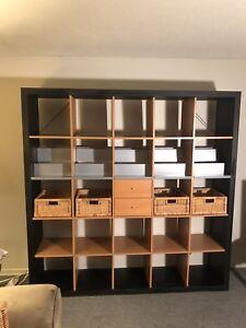 Mega Storage Wall Unit