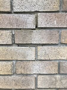 Brick repointing service - wanted