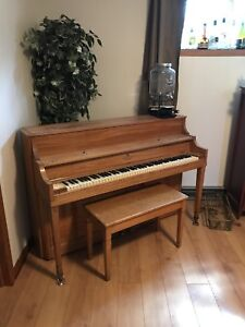 Piano a donner!