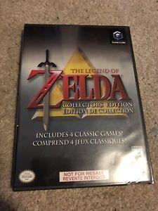 Sealed legend of Zelda GameCube