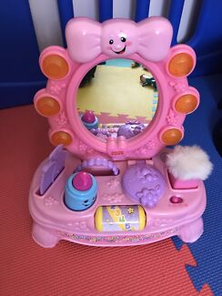 Fisher price laugh n learn dressing table