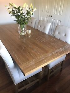 french provincial dining table in Brisbane Region QLDGumtree