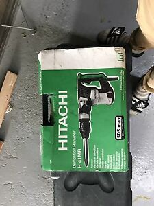 Hitachi hammer drills Plumpton Blacktown Area Preview
