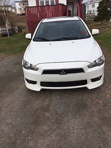 For sale a 2010 Mitsubishi Lancer