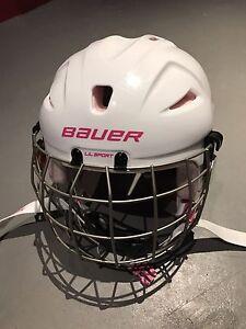 LiL Sport Bauer Helmet Girls