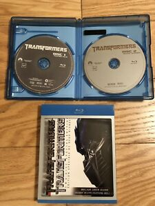 Blu-Ray Transformers Special Edition